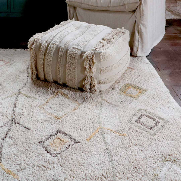 Kaarol Earth Rug - CLM Home