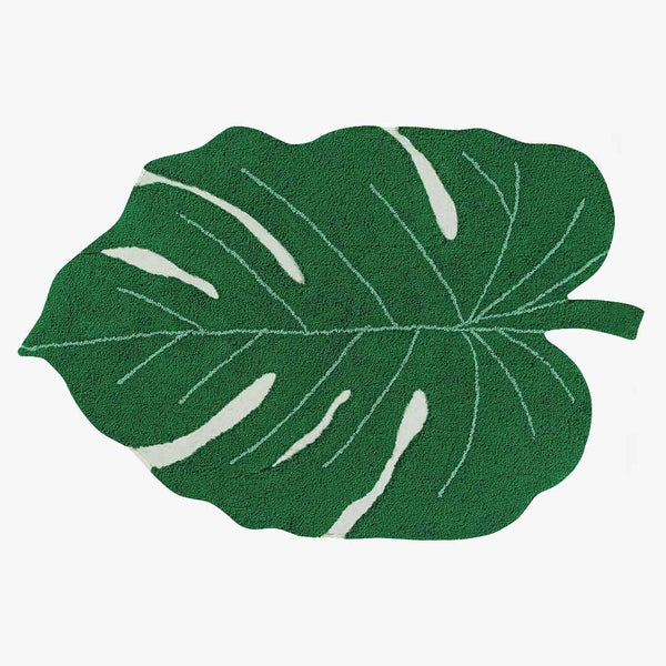 Monstera Leaf Rug - CLM Home