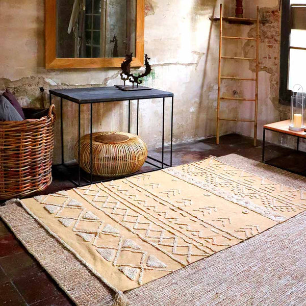 Tribu Rug Honey - CLM Home