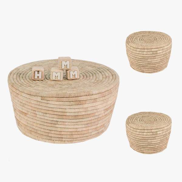 Maravi Woven Play Set - CLM Home