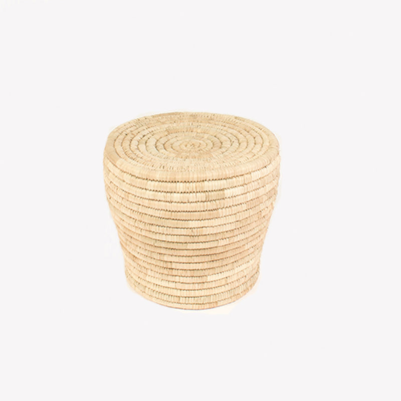 Maravi Woven Side Table - CLM Home