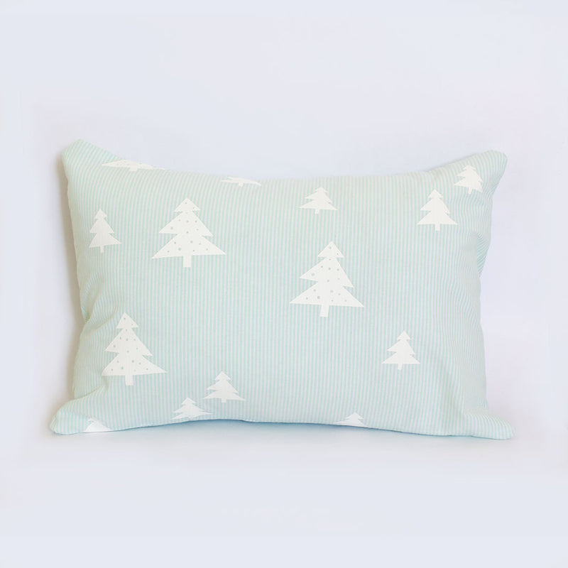 Skandi Mint Toddler Pillow Case(excl inner) - CLM Home