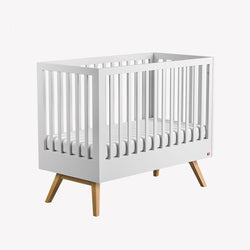 Mitra Cot 60X120 - White - CLM Home