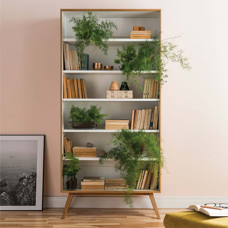 Nature Wide Bookcase - CLM Home
