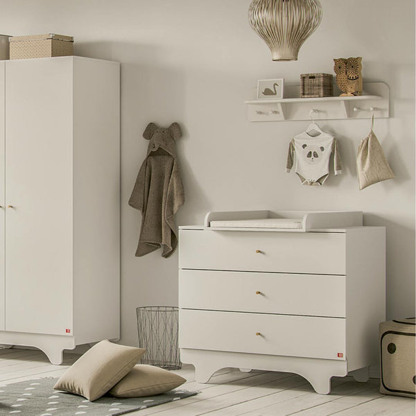 Playwood Dresser - White - CLM Home