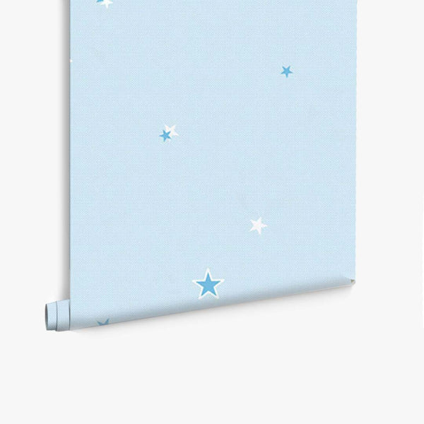 Glow In The Dark Stars Wallpaper - CLM Home