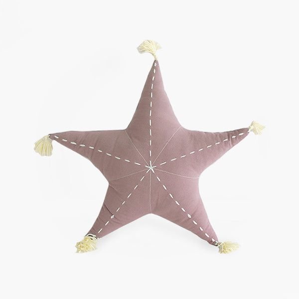 Signature Sea Star with Tassels - Rose - CLM Home