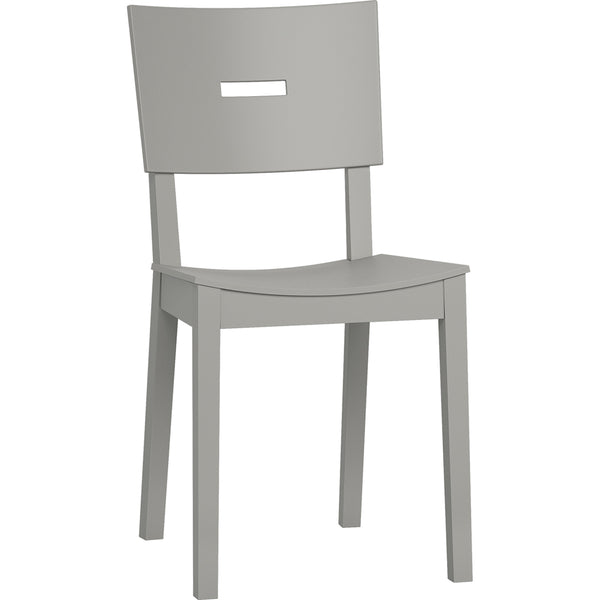 Simple Chair - Grey - CLM Home