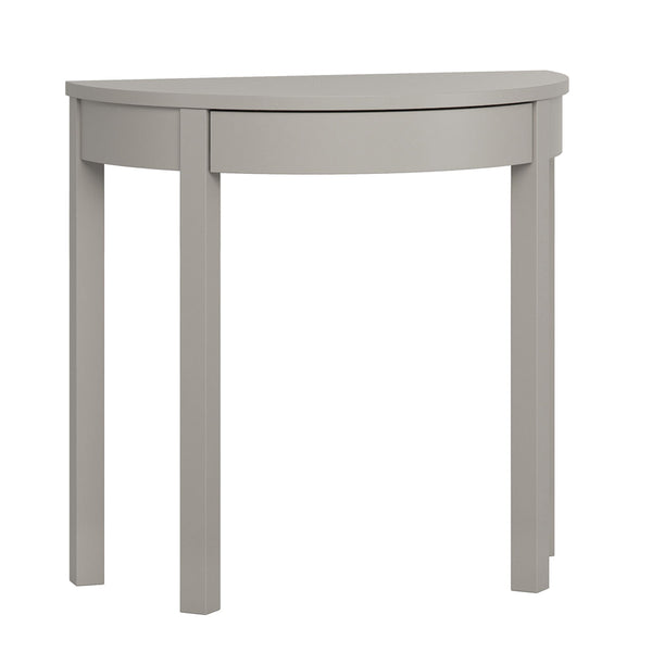 Simple Dressing Table - Grey - CLM Home
