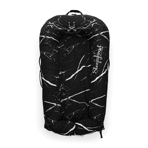 Black Marble Deluxe Pod Cover - CLM Home