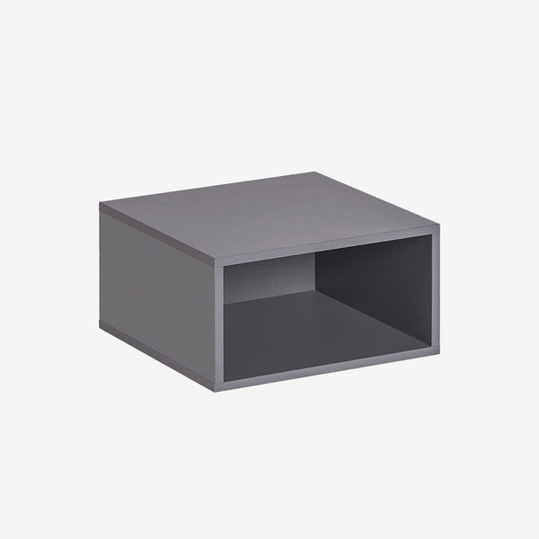 Balance Small Open Box - Graphite - CLM Home