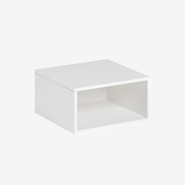 Balance Small Open Box - White - CLM Home