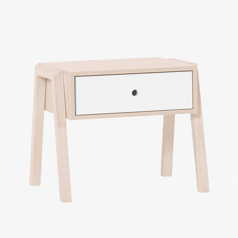 Spot Pedestal With Drawer - CLM Home