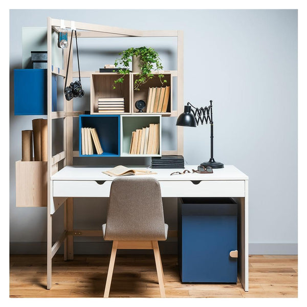 Stige Cubic Shelf - Blue - CLM Home