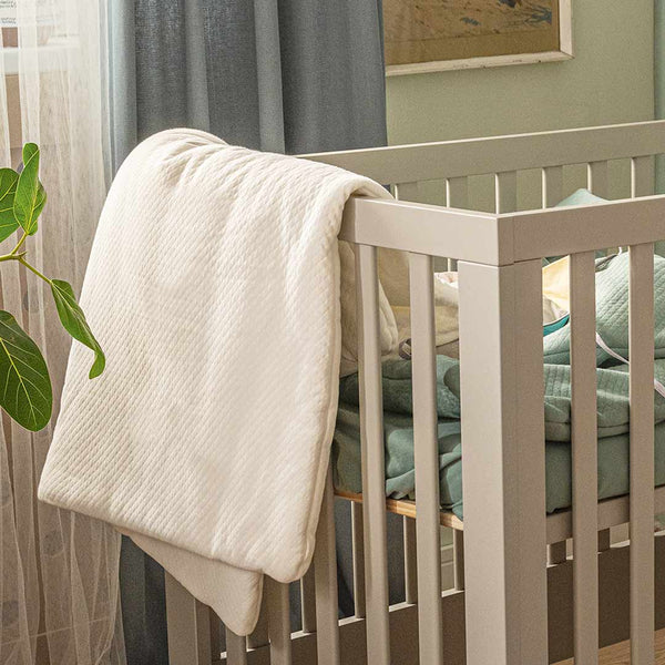 Baby Bedding Set 100X80 - Ivory - CLM Home