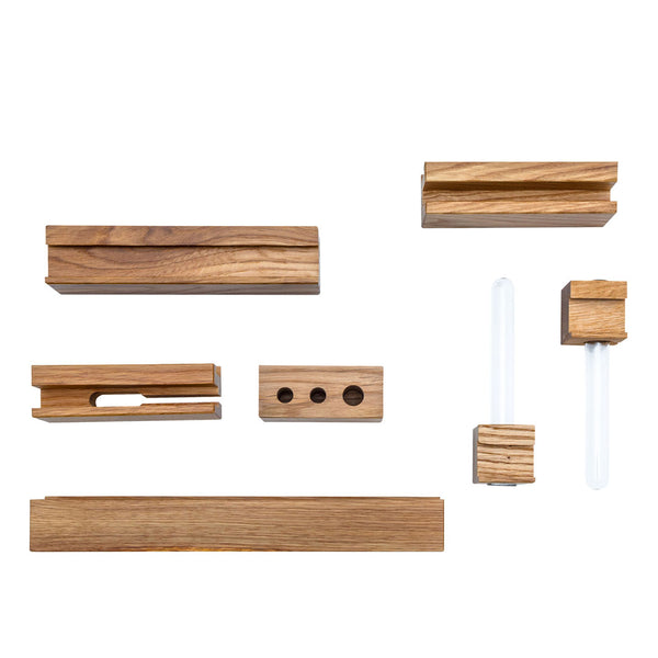 Set Of Accessories For Dresser With Functional Slat - CLM Home
