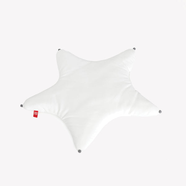Star Baby Pillow - Ivory - CLM Home