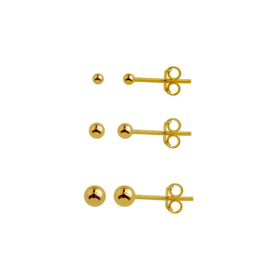 Basic Ball Stud Set (Pair)