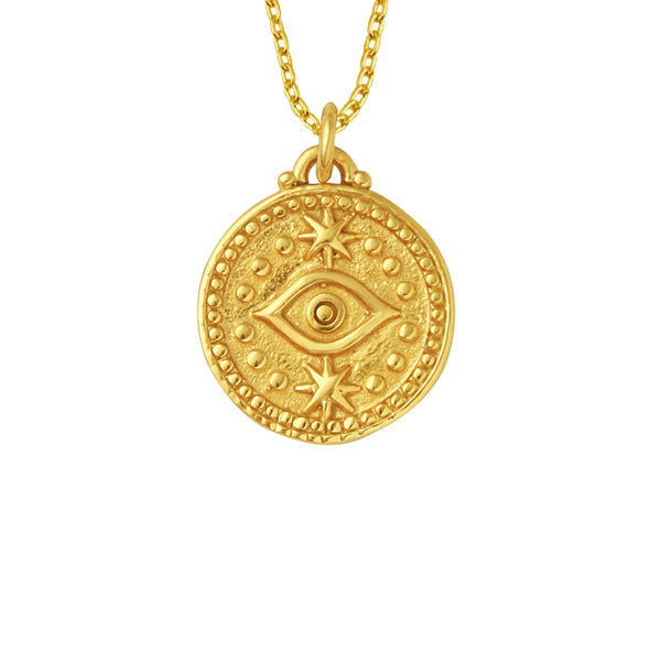 Protective Eye Necklace