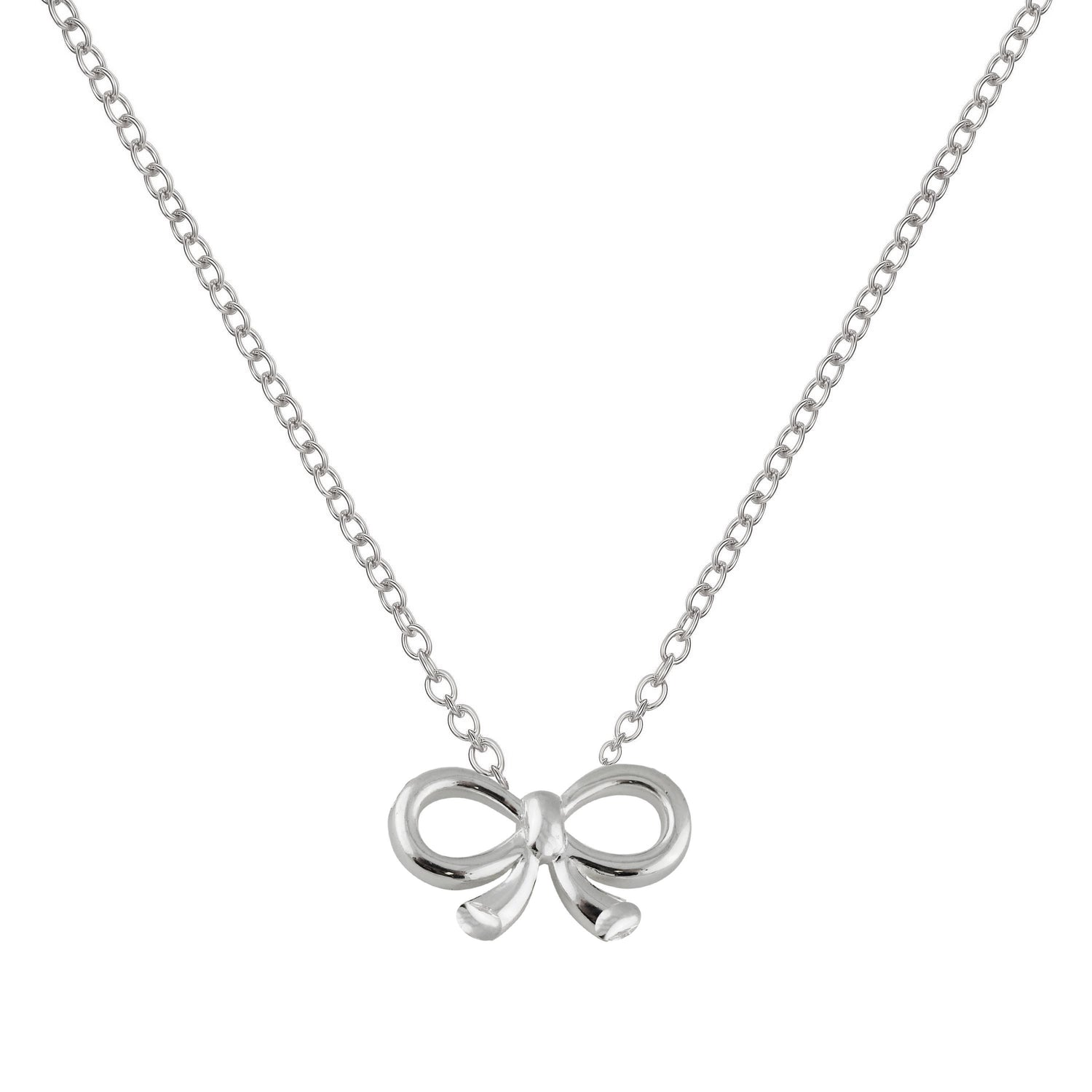 Love Bow Necklace