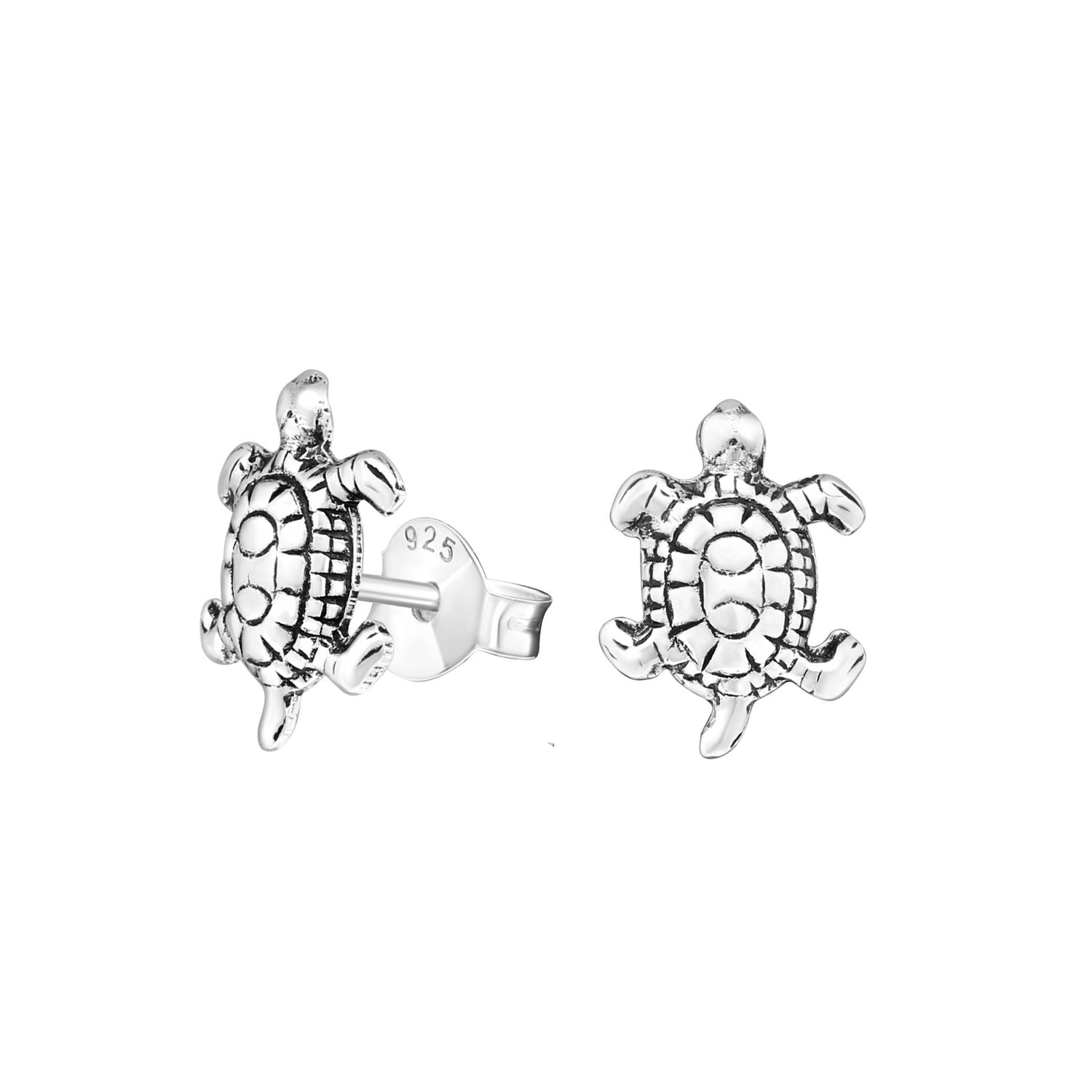 My Sea Turtle Stud Earrings