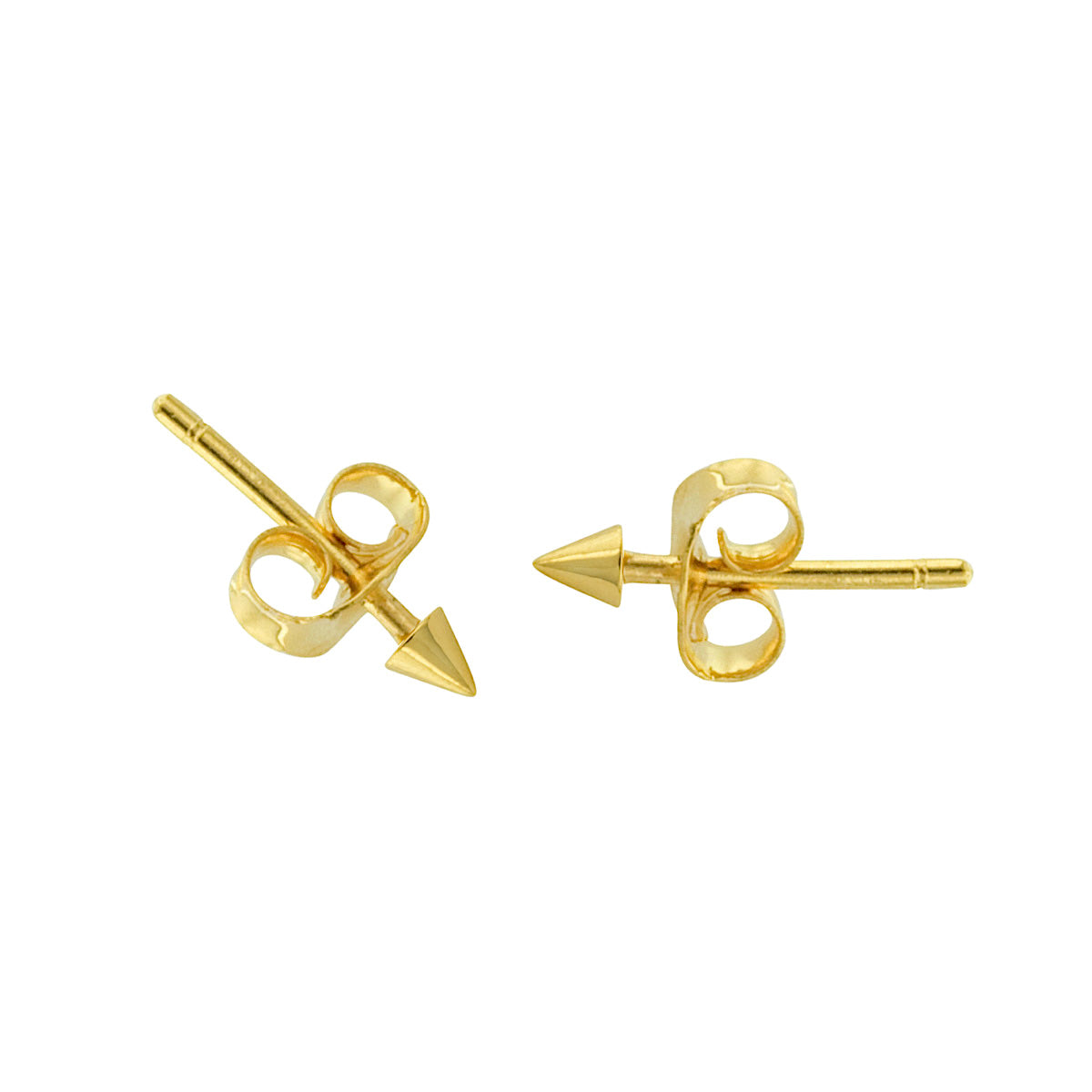Little Spike Stud Earrings