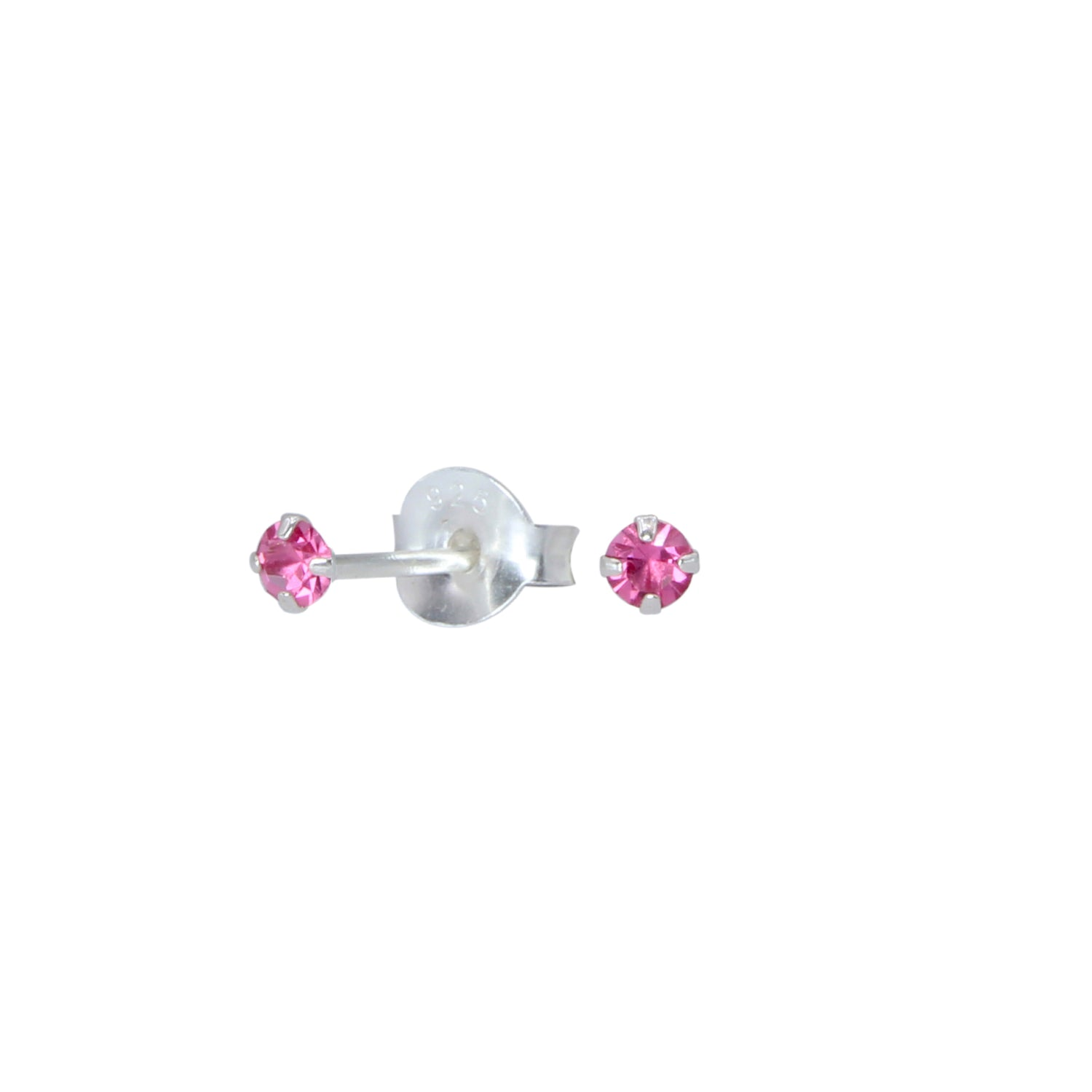 Little Birthstones Stud Earrings