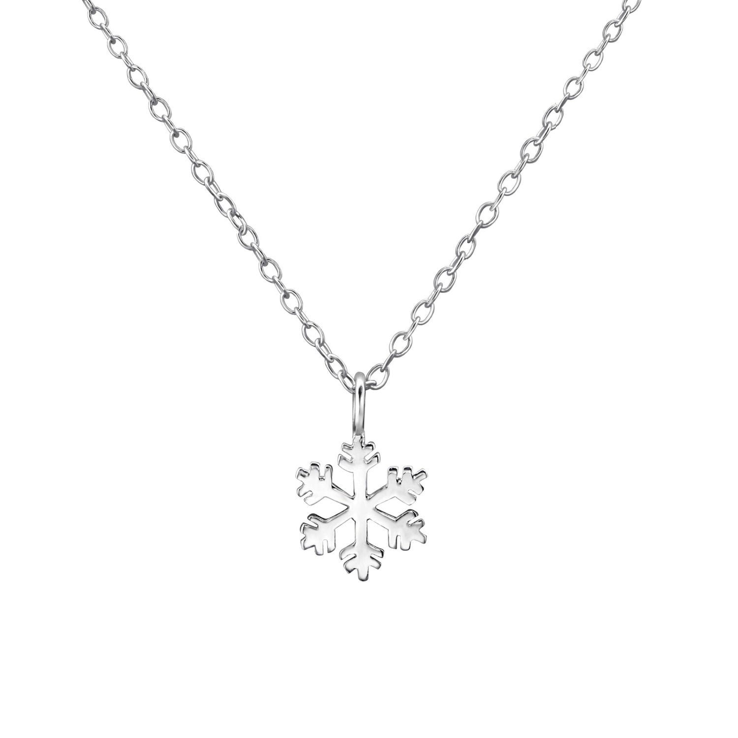 Little Snowy Necklace