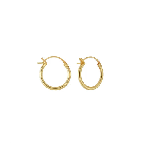 Petti Timeless Hoop Earrings