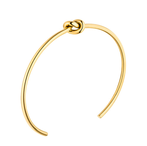 Love Knot Cuff Bangle