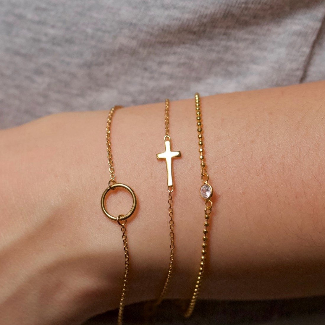 Holy Cross Bracelet