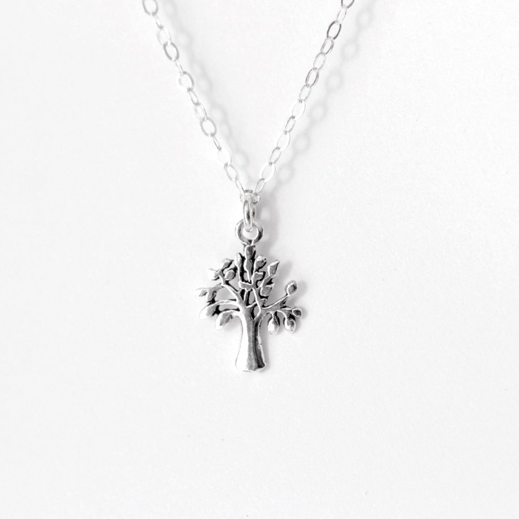 Alive Tree of Life Necklace