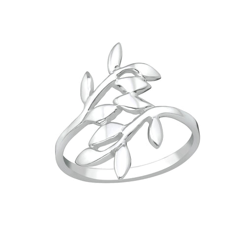 Vine Leaf Ring