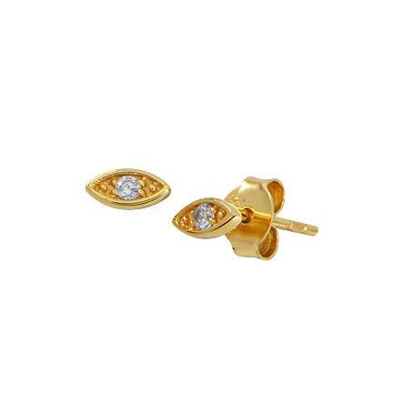 Lucky Eye Stud Earrings
