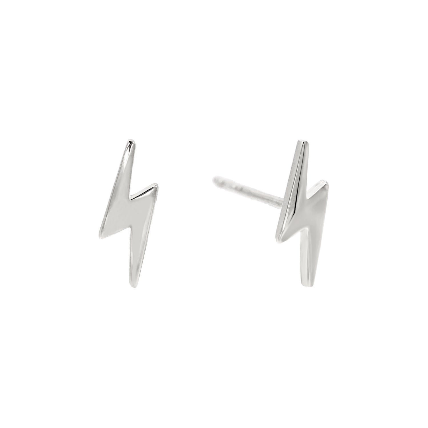 Lighting Flash Stud Earrings