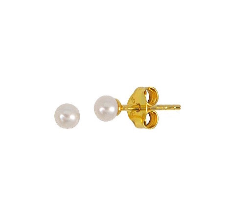 Baby Pearl Stud Earrings