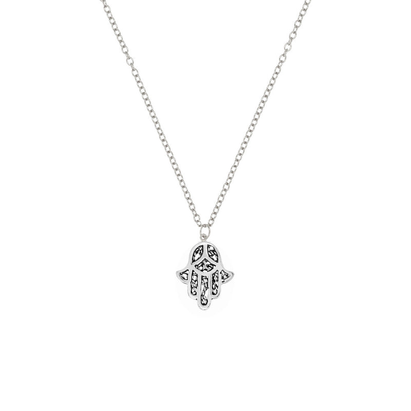 Hamsa Spirit Necklace