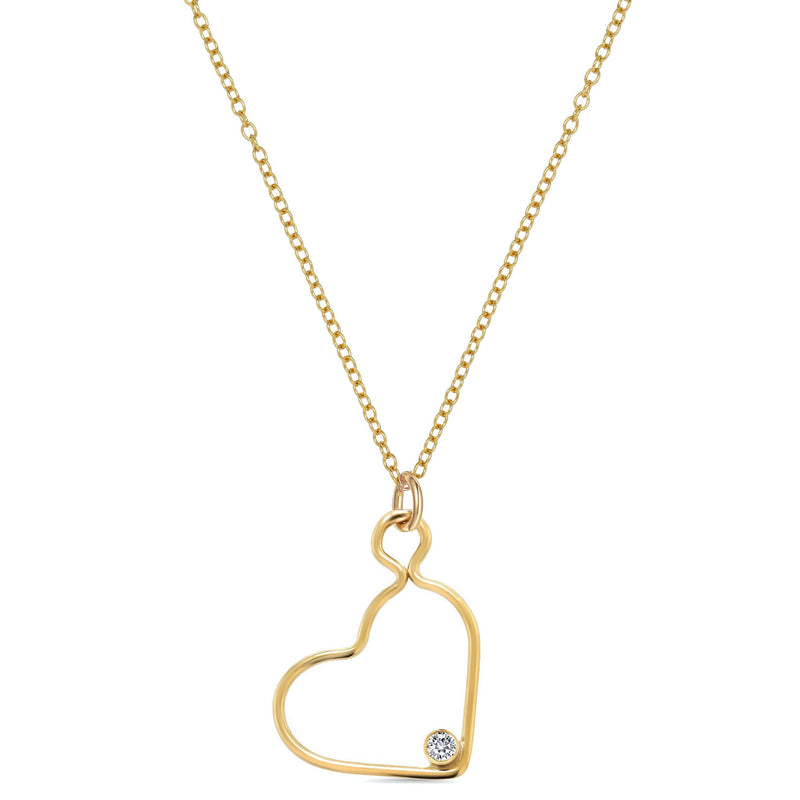 Heart Shine Necklace