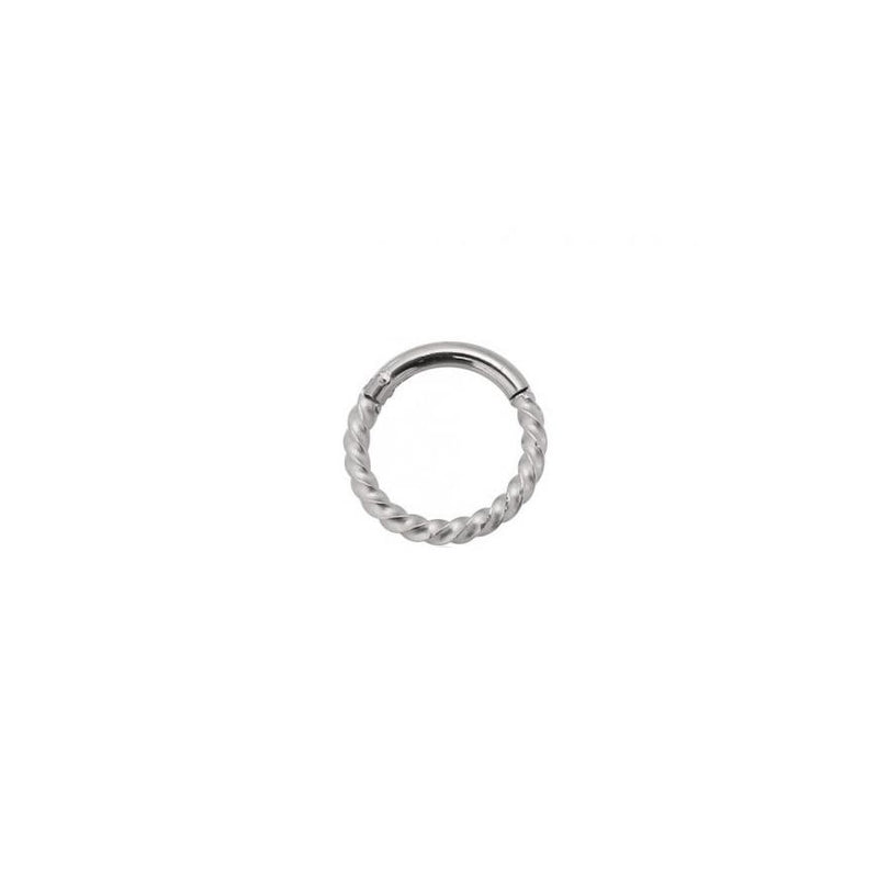 Little Twist Rope Segment Ring