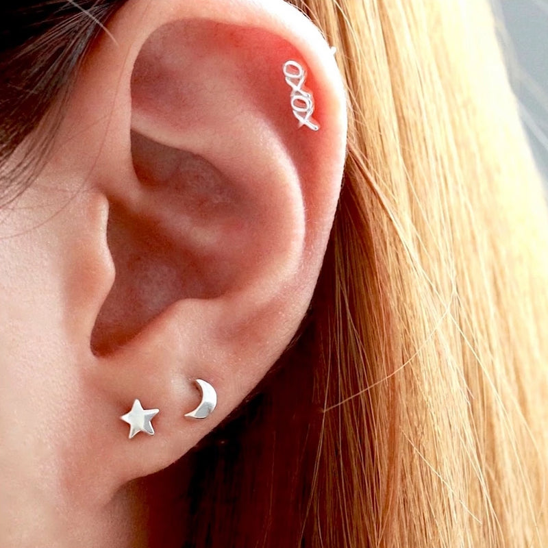 Bijou Star Stud Earrings
