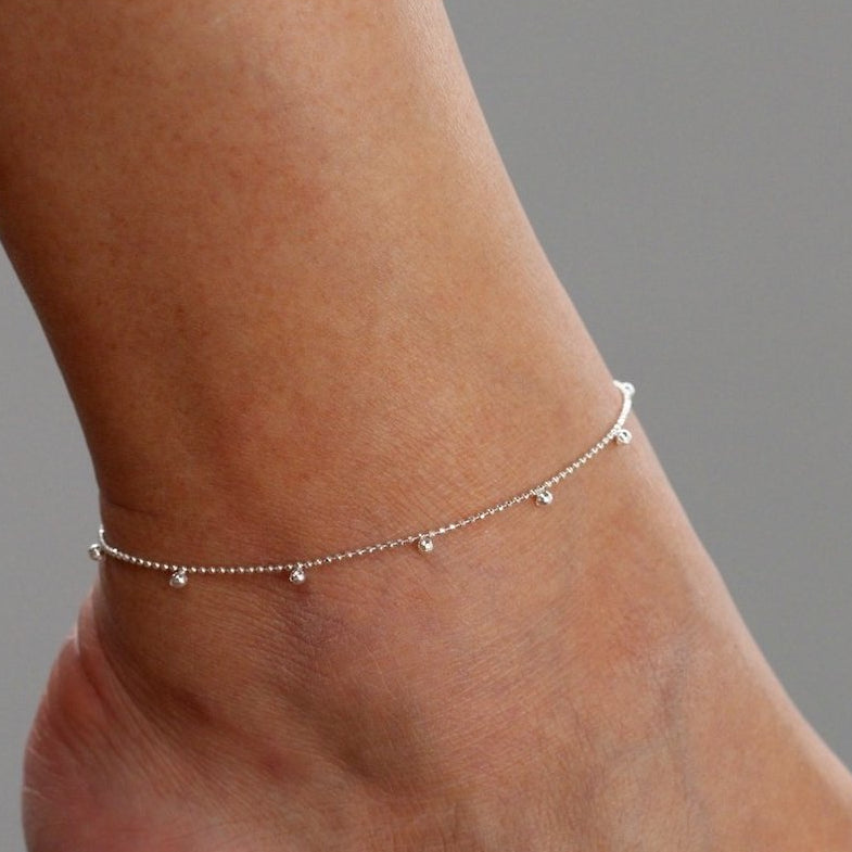 Bobble Ball Anklet