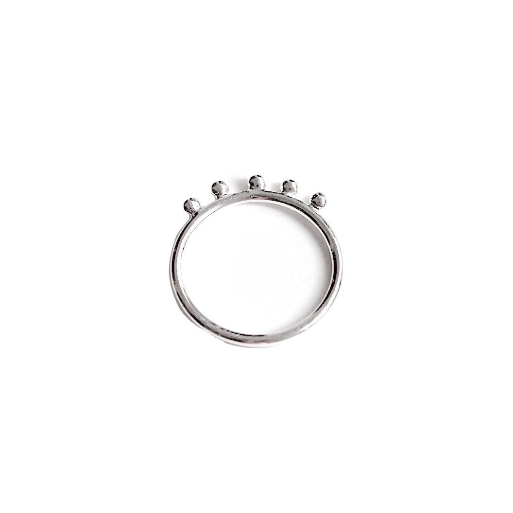 Cinq Ball Ring