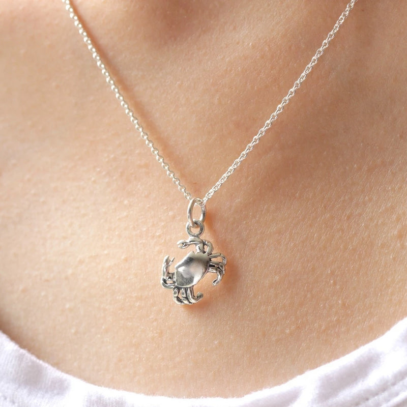 Aloha Crab Necklace