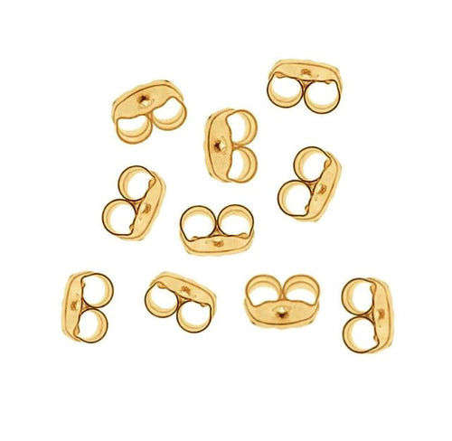 14k Gold Filled Ear Nuts