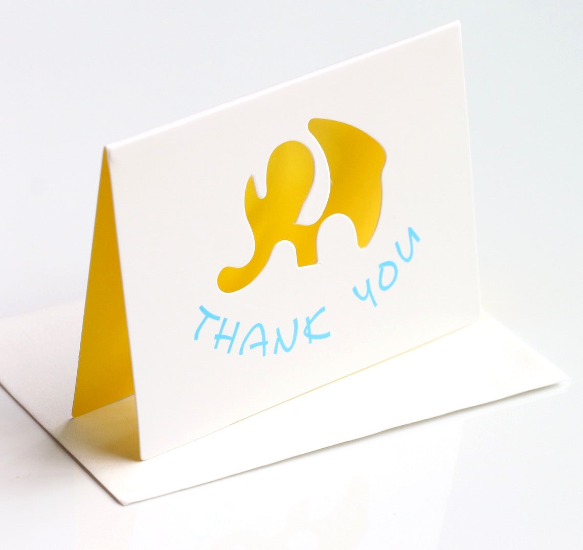 Elephant Card Mini