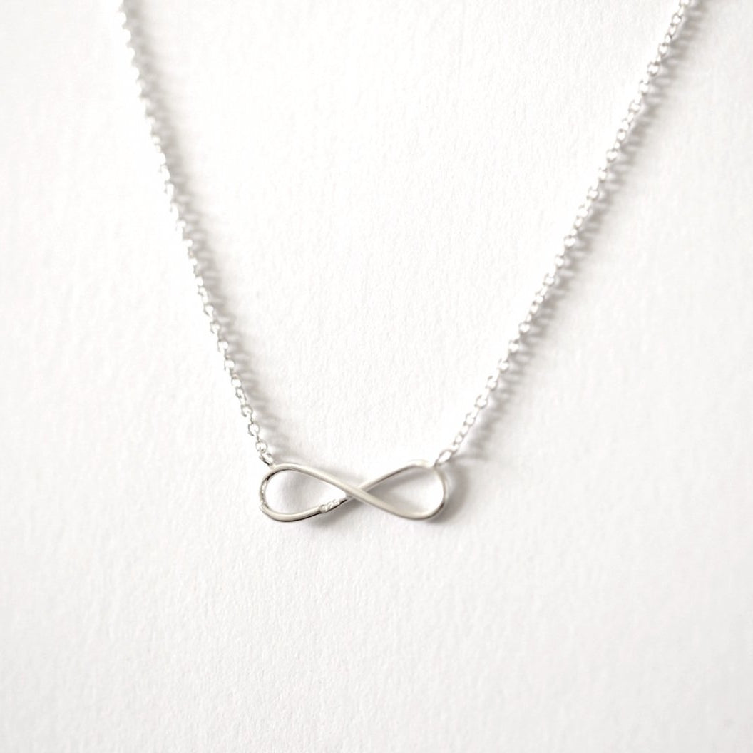 Endless Infinity Necklace