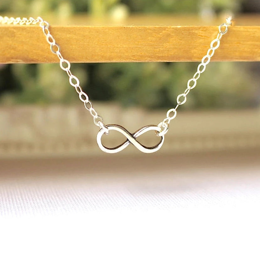 Forever Infinity Necklace