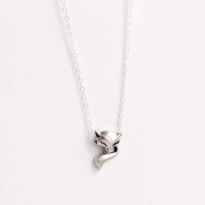 Foxy Fox Necklace
