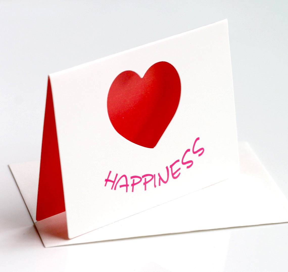 Heart Card Mini