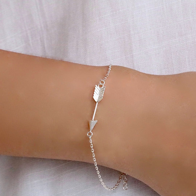 High Arrow Bracelet